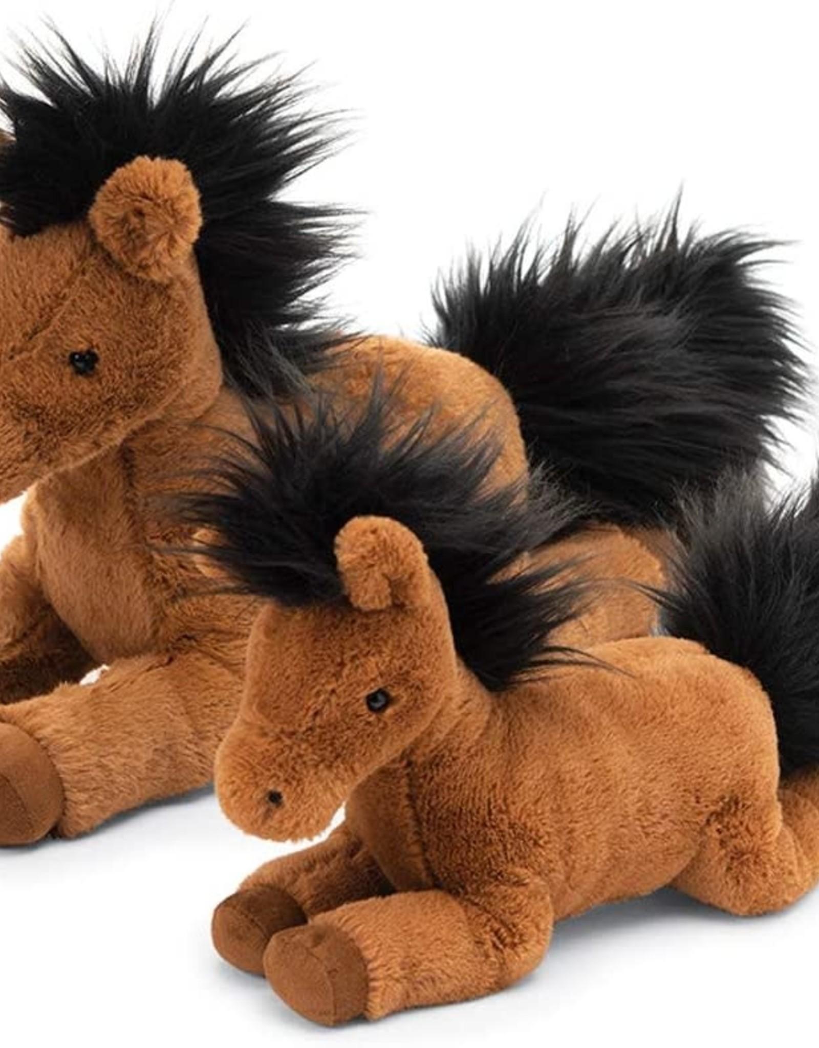 Jellycat clover pony- medium