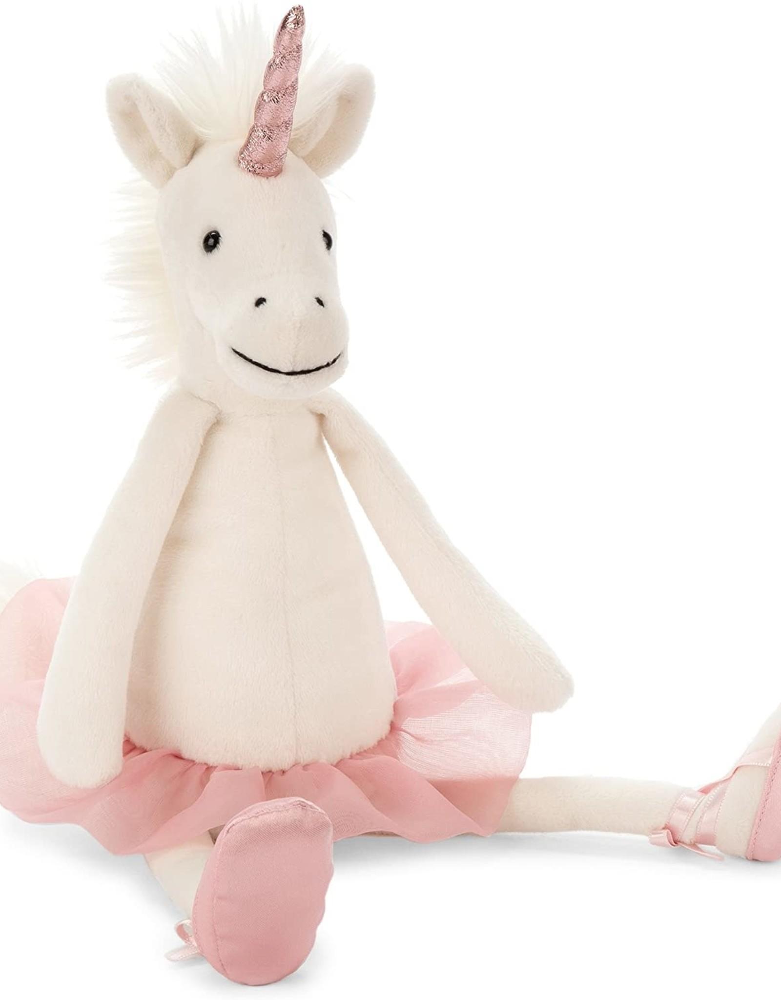 Jellycat dancing darcey unicorn
