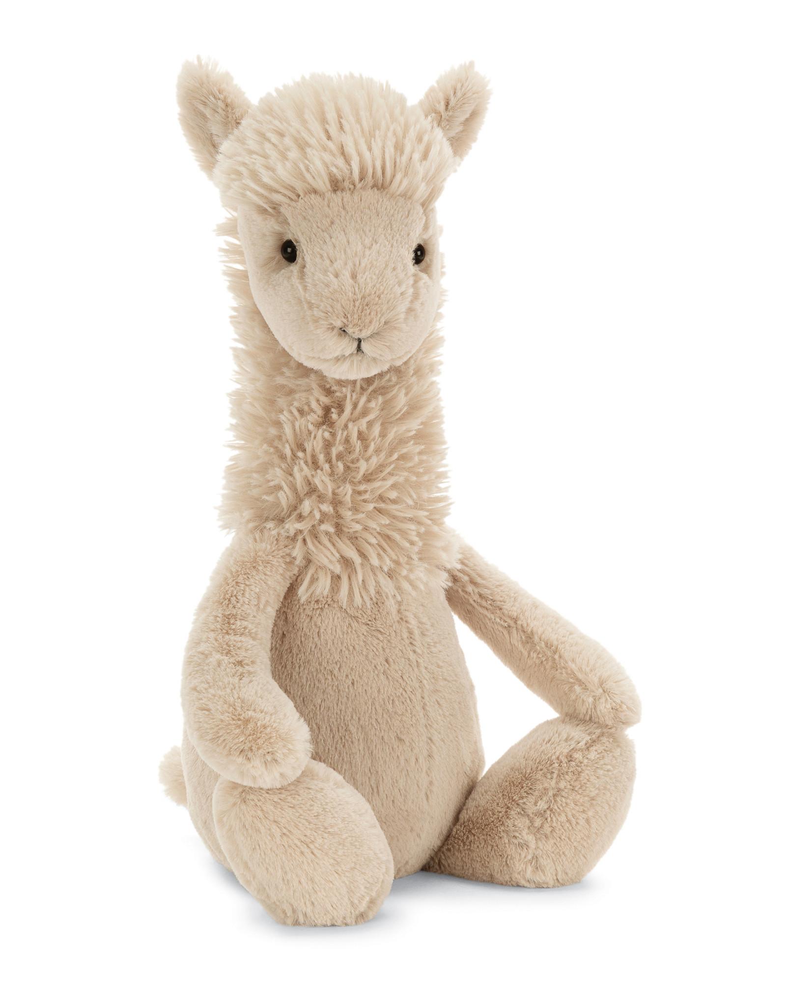 Jellycat bashful llama- medium