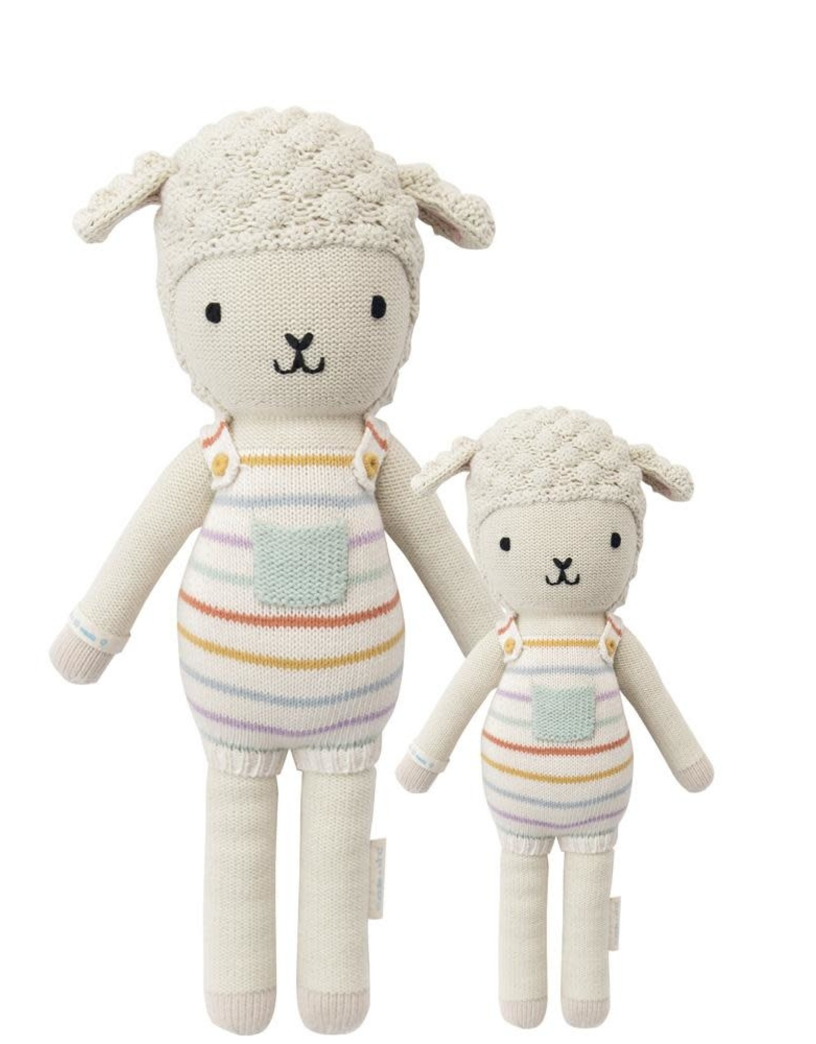 Cuddle+Kind avery the lamb- little