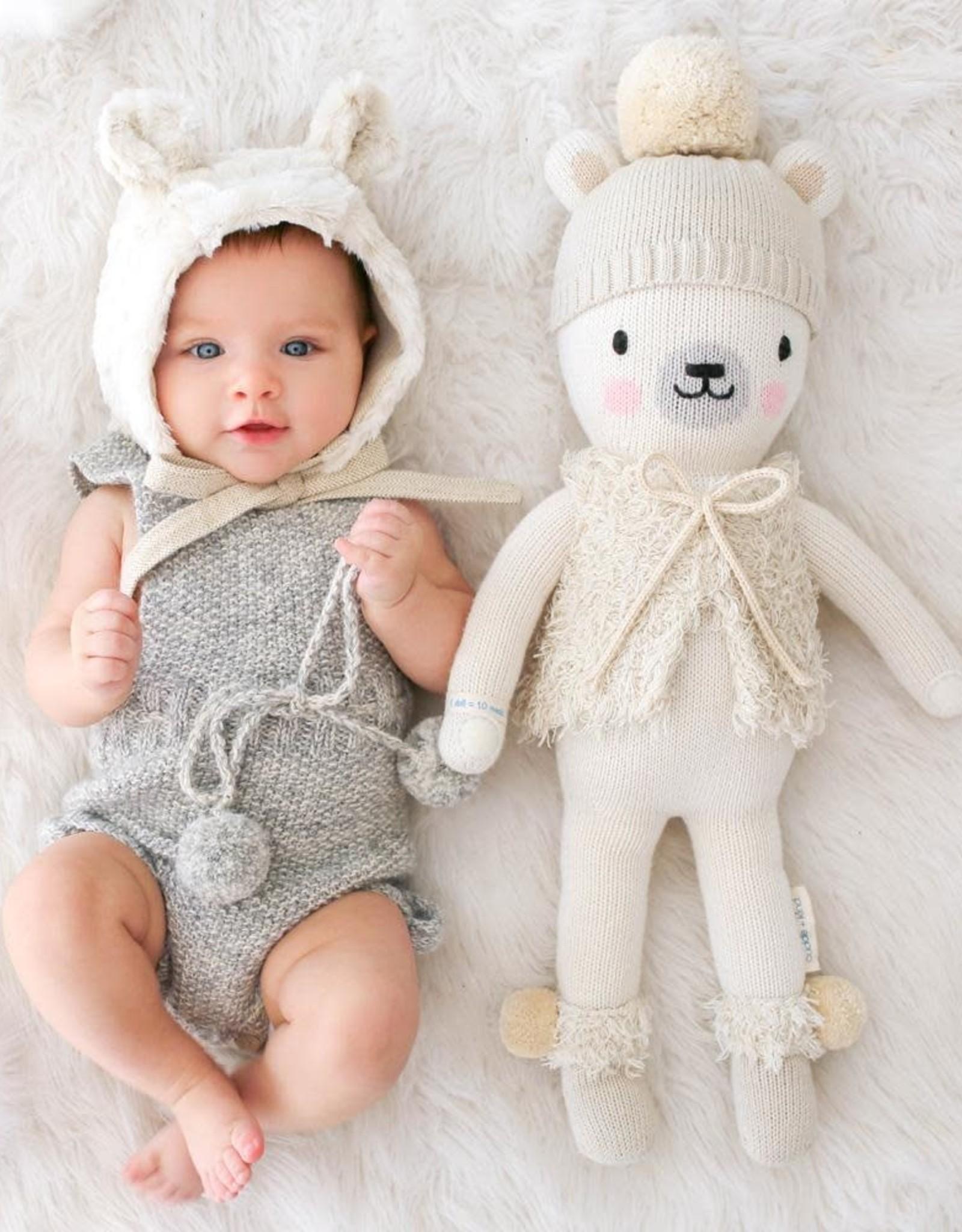Cuddle+Kind stella the polar bear- little