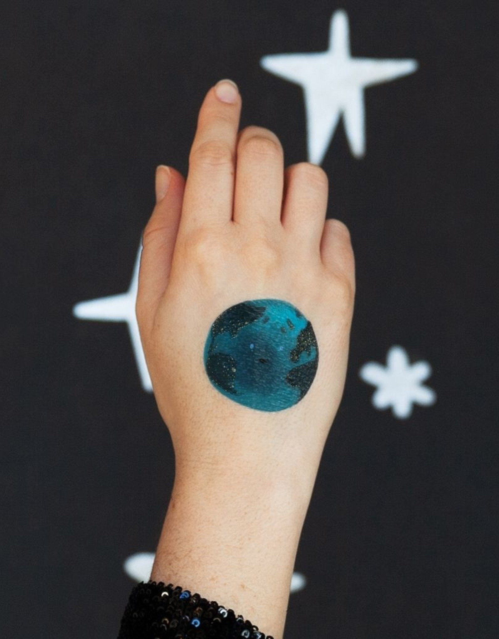 Tattly tattoo pair- earth