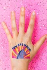 Tattly tattoo pair- you are magic