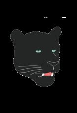 Tattly tattoo pair- black jaguar