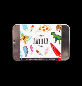 Tattly tattoo tin- funner