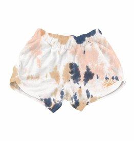 Tiny Whales sedona tie dye shorts