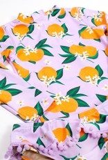 Shade Critters rashguard set- oranges