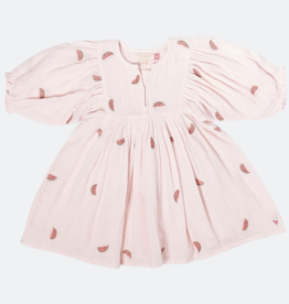 Pink Chicken ava bella dress- watermelons