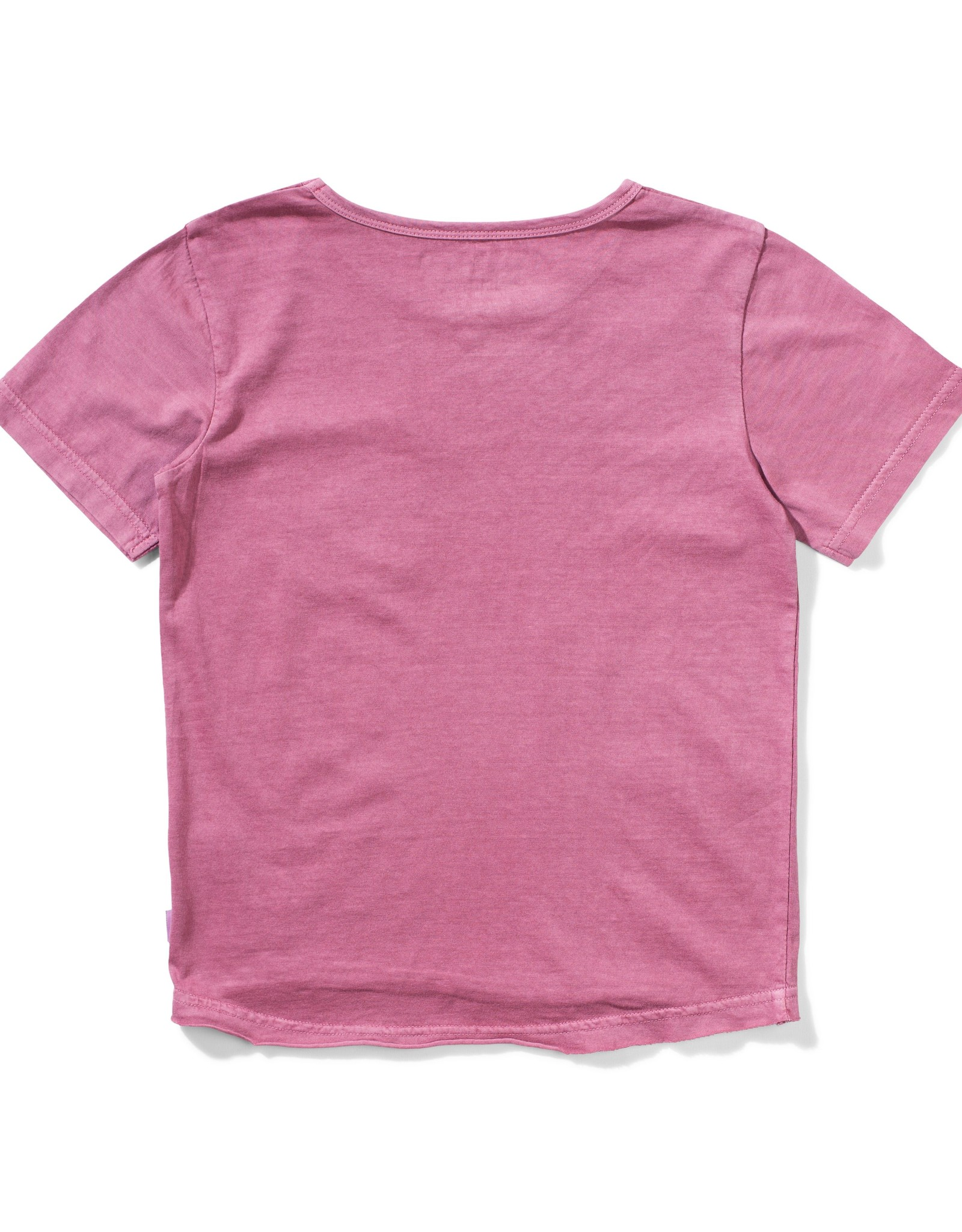 Munster Kids dropit ss tee- dusty pink