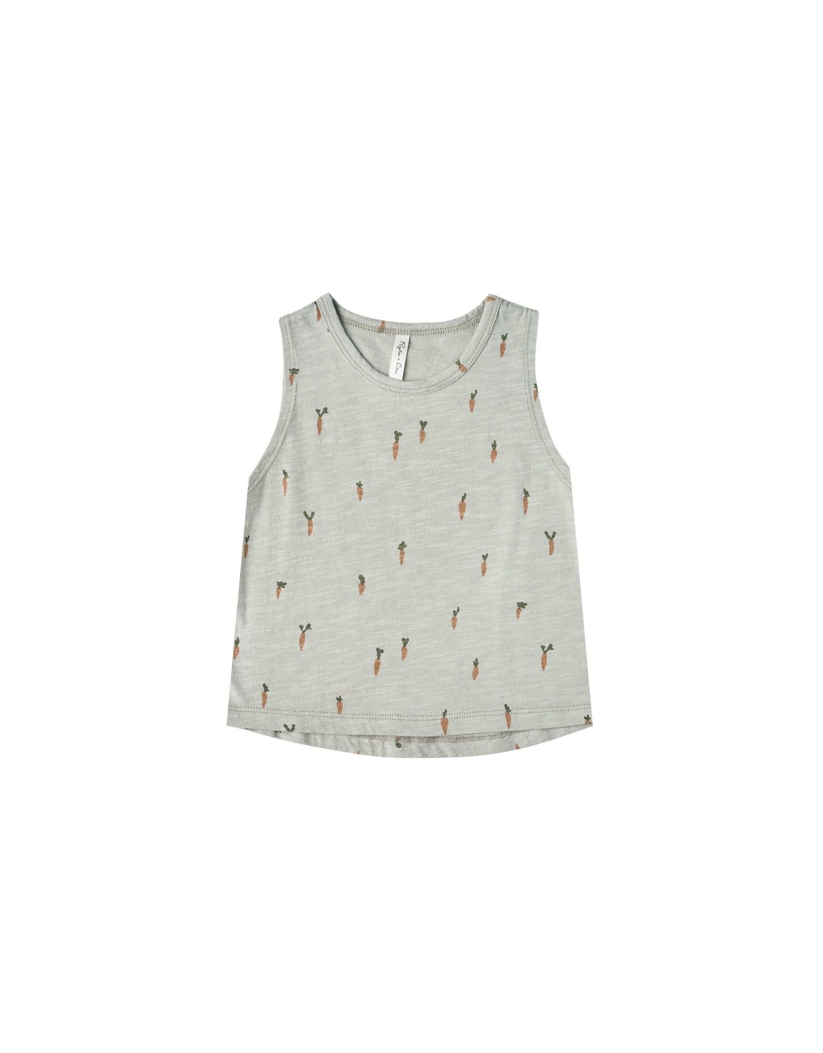 Rylee and Cru carrots tank