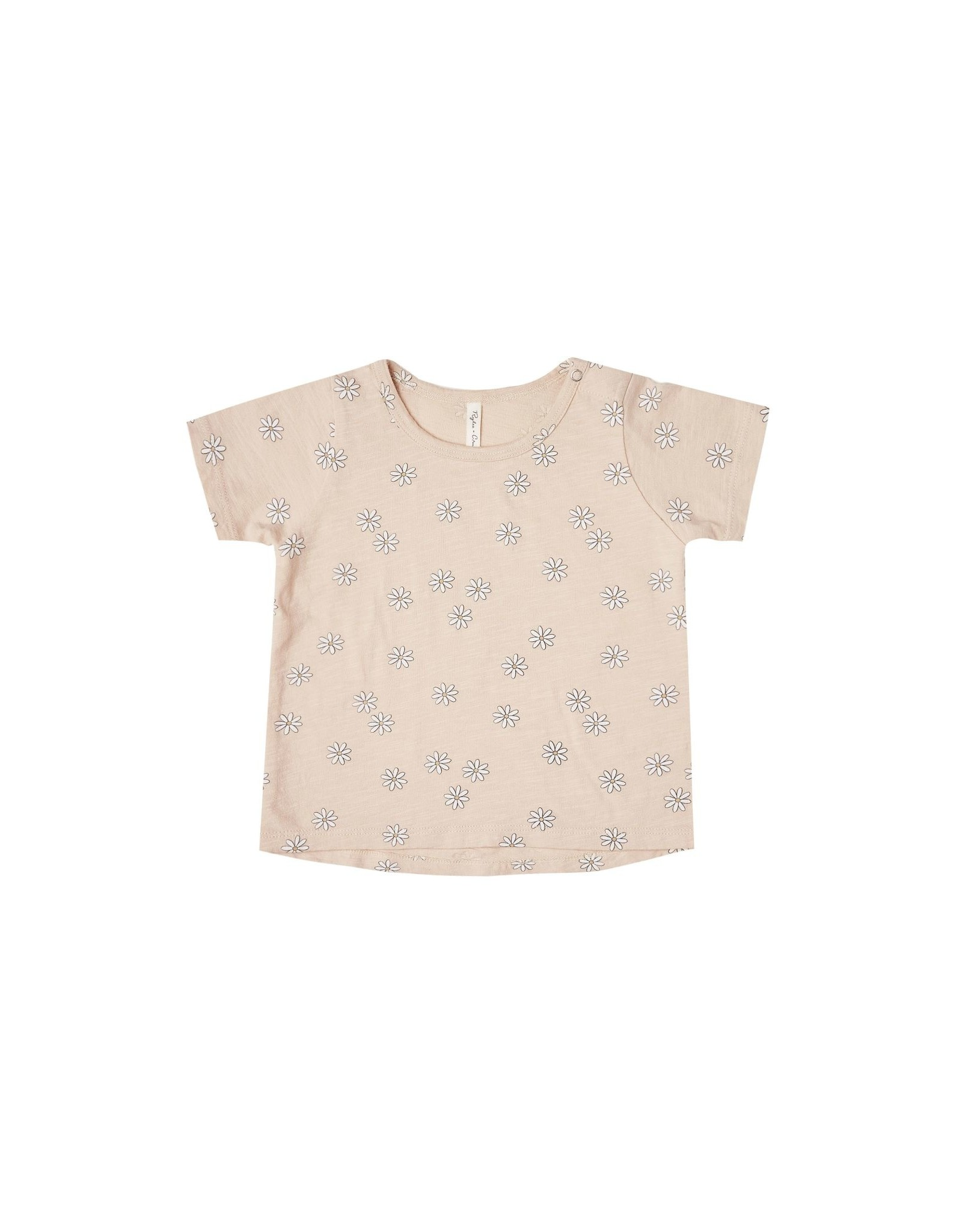 Rylee and Cru daisy confetti tee