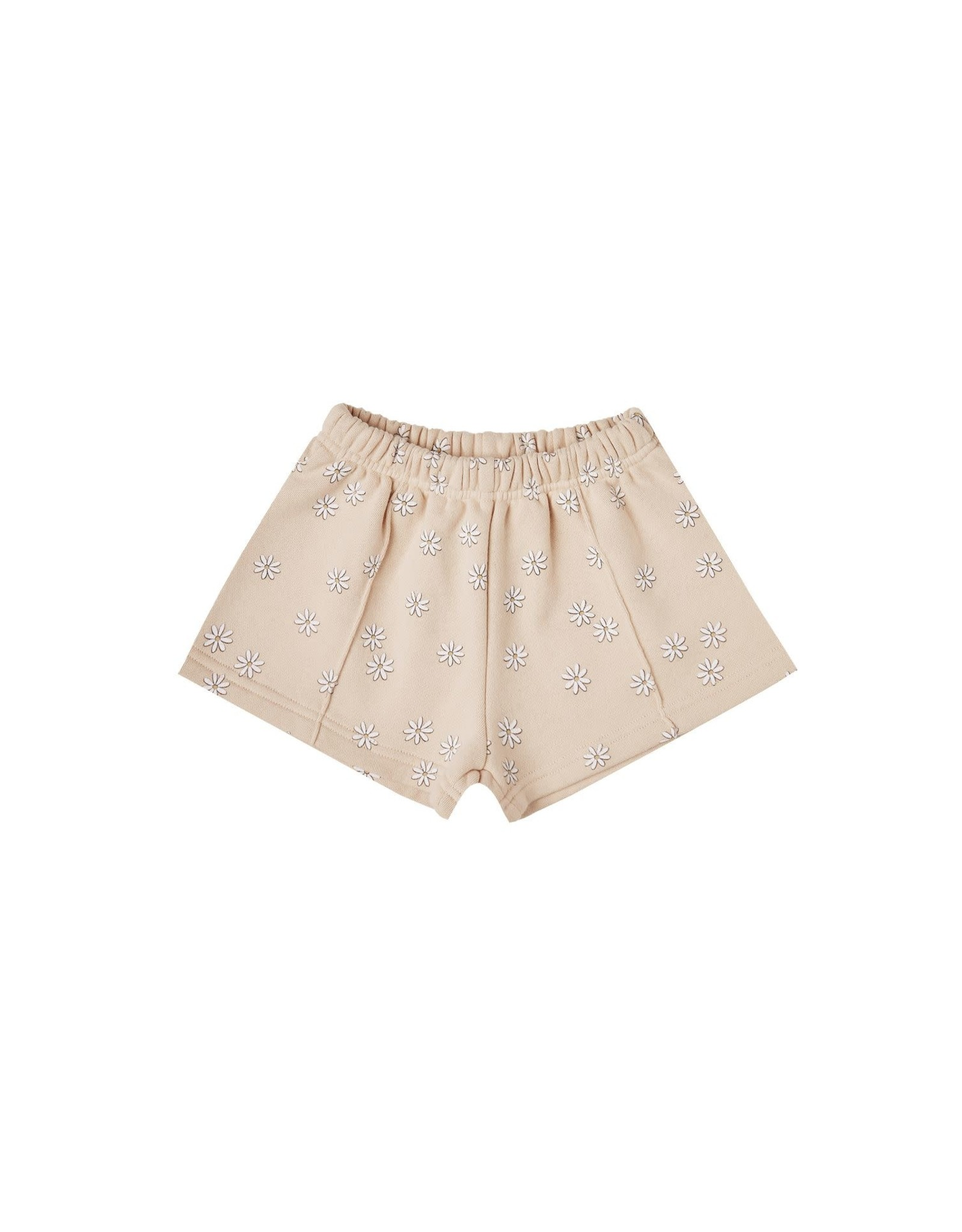 Rylee and Cru daisy confetti track shorts