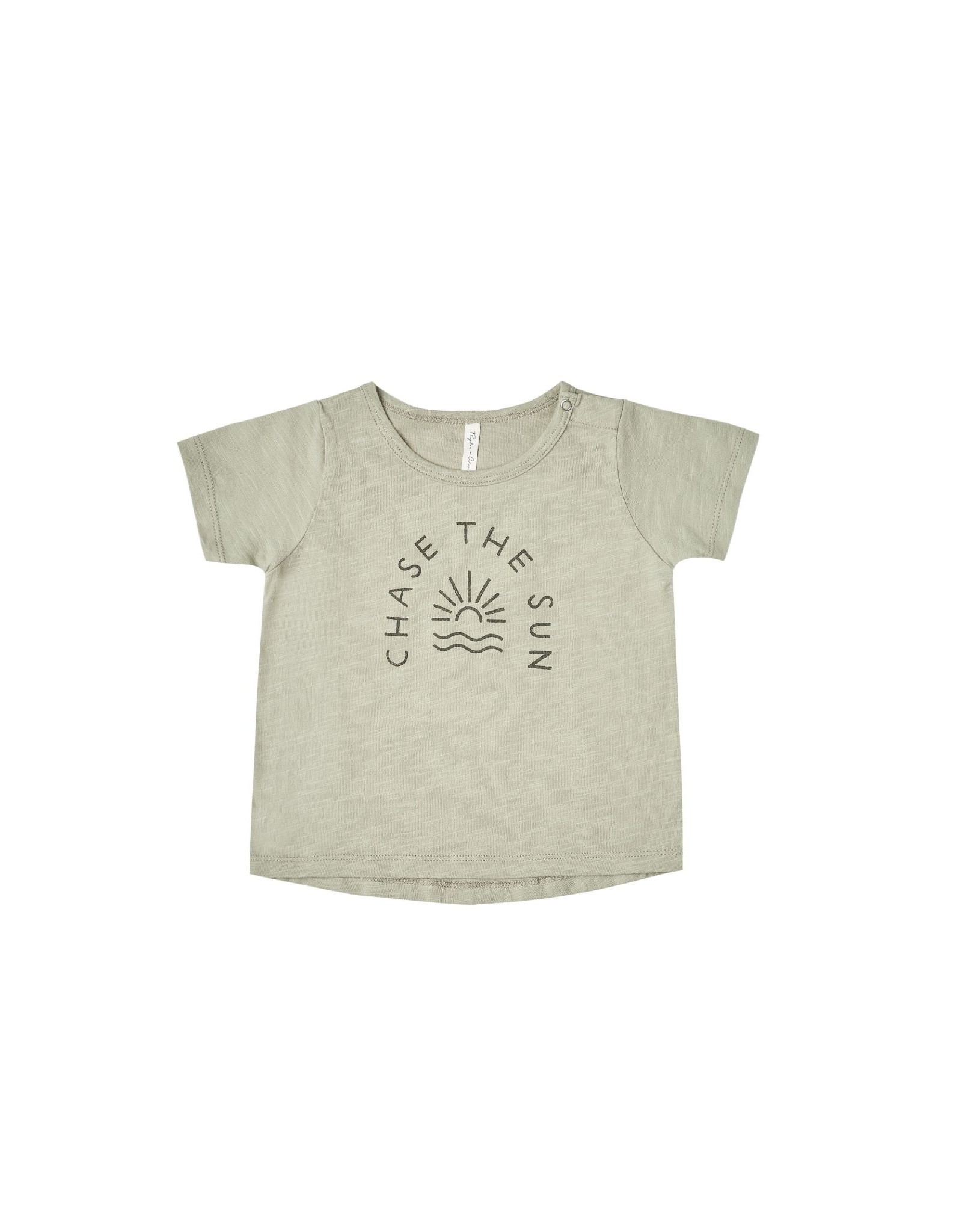 Rylee and Cru chase the sun tee