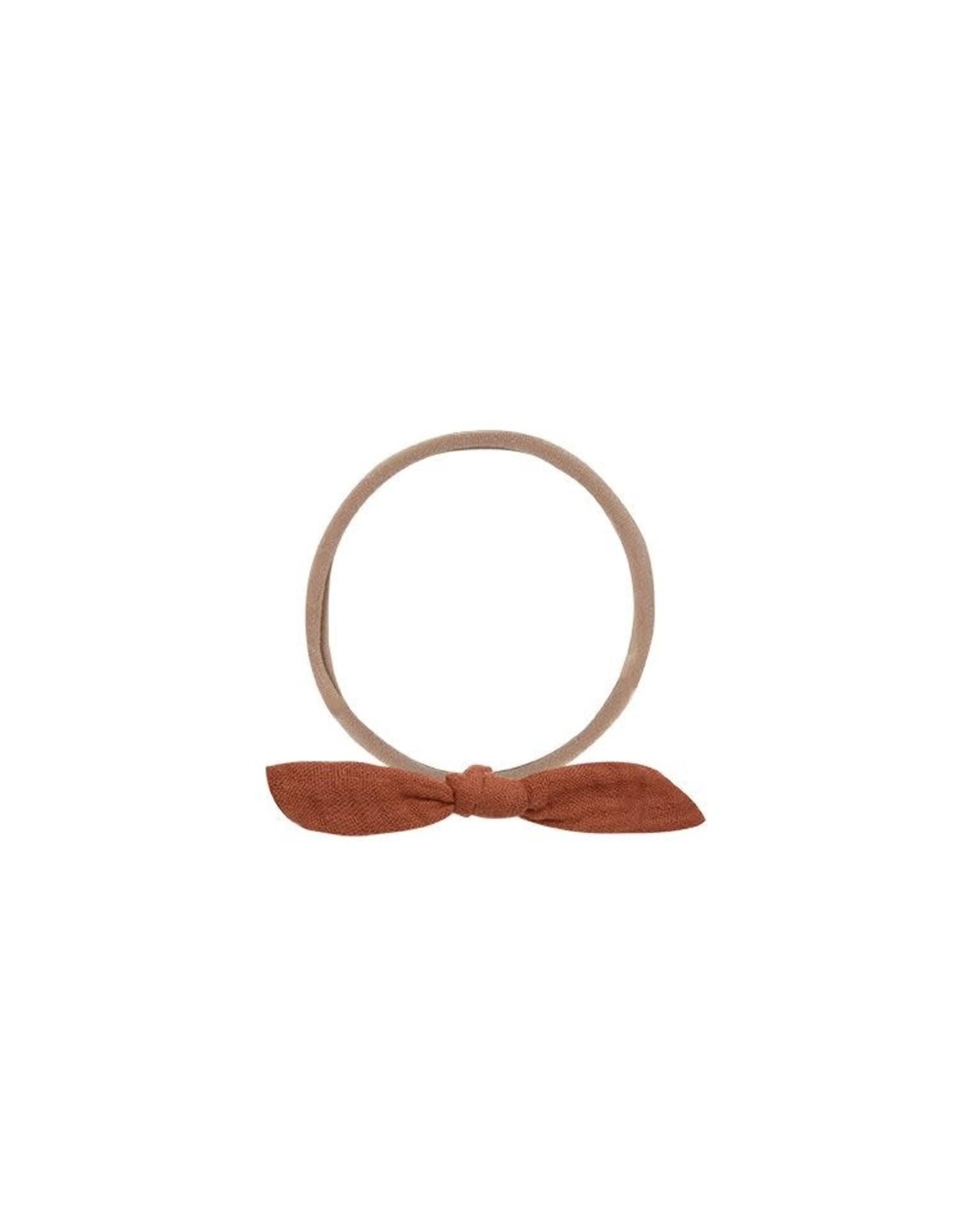 Rylee and Cru knot headband- amber