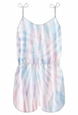 Tiny Whales sunset romper