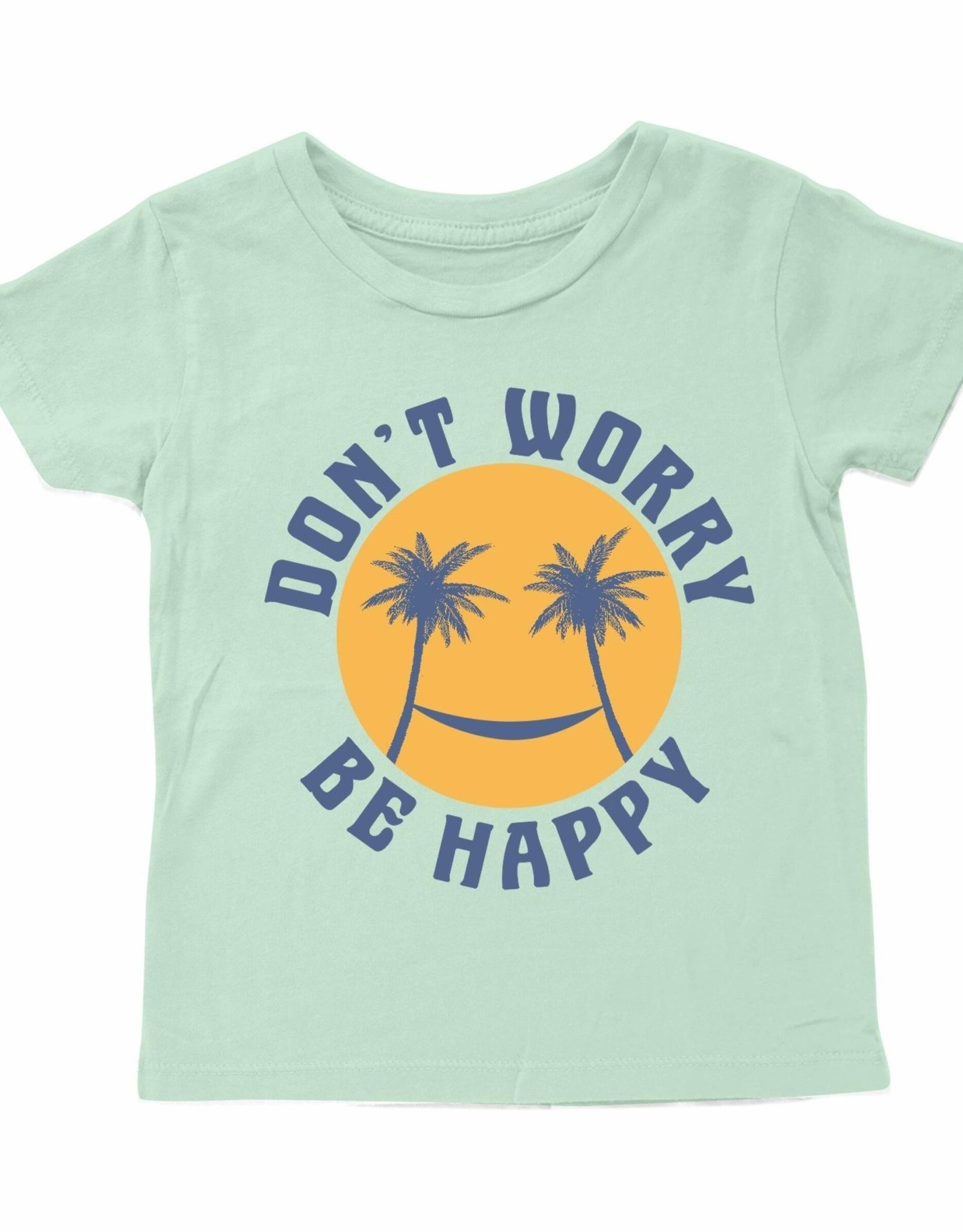 Tiny Whales don't worry tee
