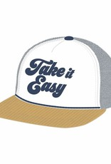 Tiny Whales take it easy hat