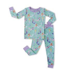 Little Sleepies mermaid magic pajamas