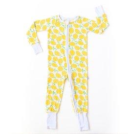 Little Sleepies lemons zippy