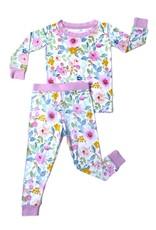 Little Sleepies bella blooms pajamas