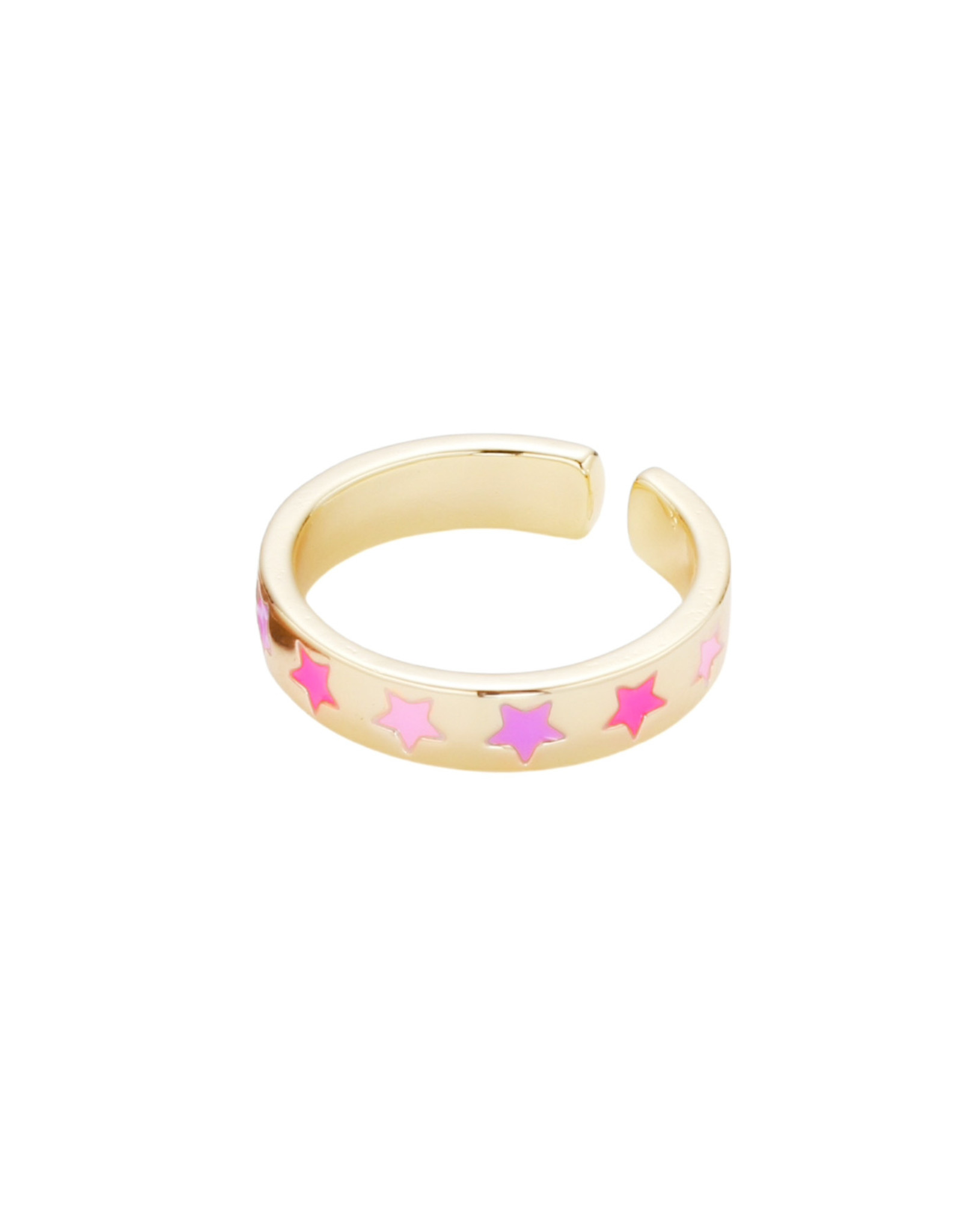 Wrapped by Sav star girl ring