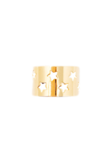 Wrapped by Sav star cutout ring