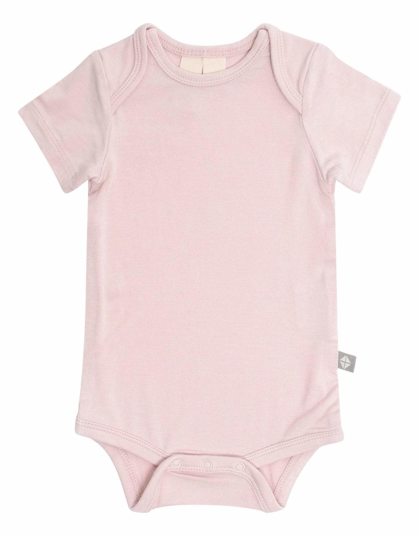 Kyte Baby bodysuit- blush