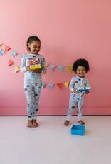 Little Sleepies birthday cakes pajamas