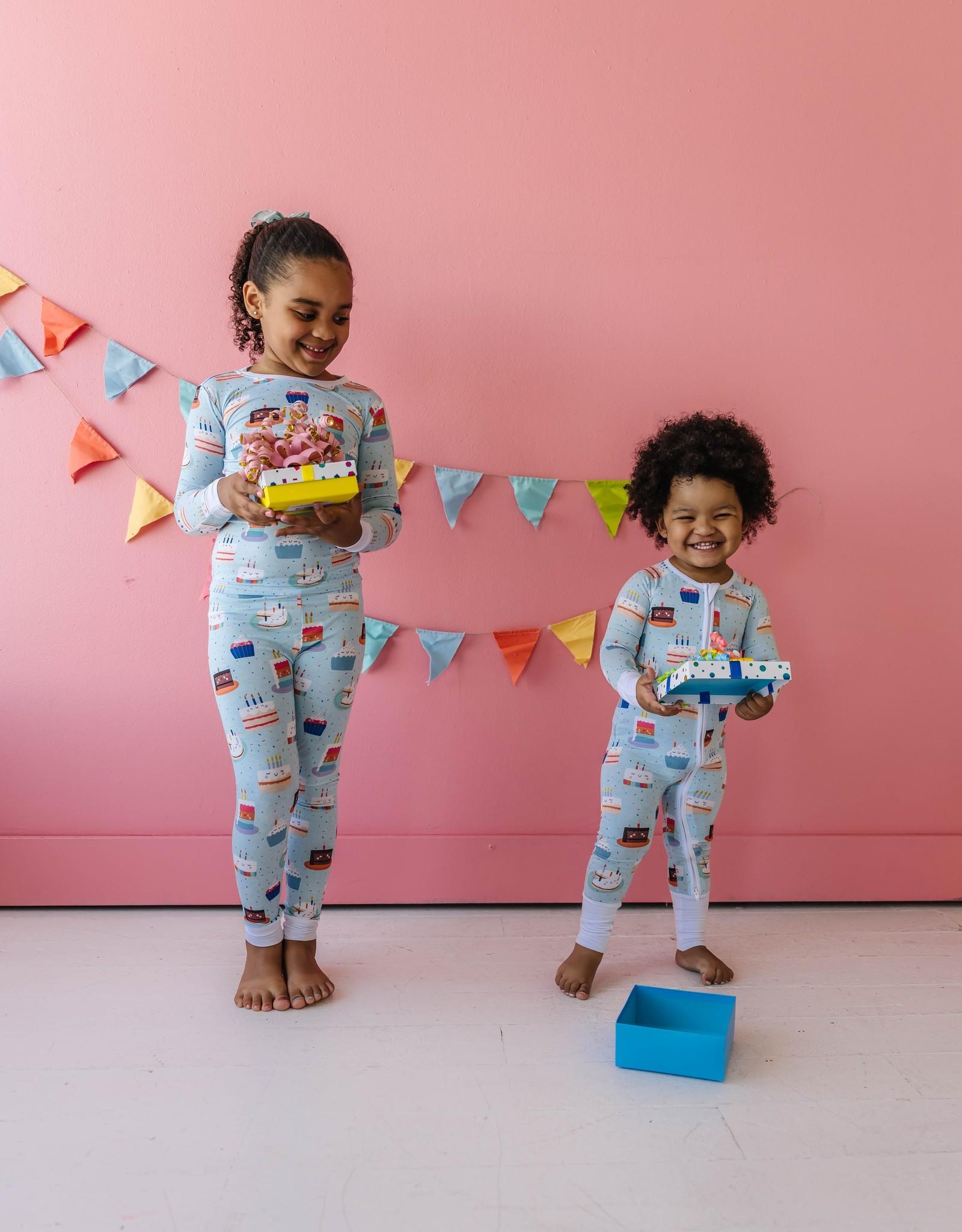 Little Sleepies birthday cakes zippy