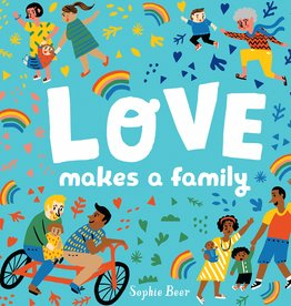 Penguin Random House Love Makes a Family