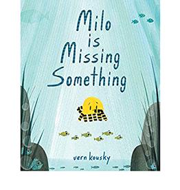 Penguin Random House Milo is Missing Something