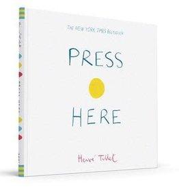 Chronicle Books Press Here Board Book