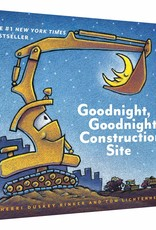 Chronicle Books Goodnight, Goodnight Construction Site