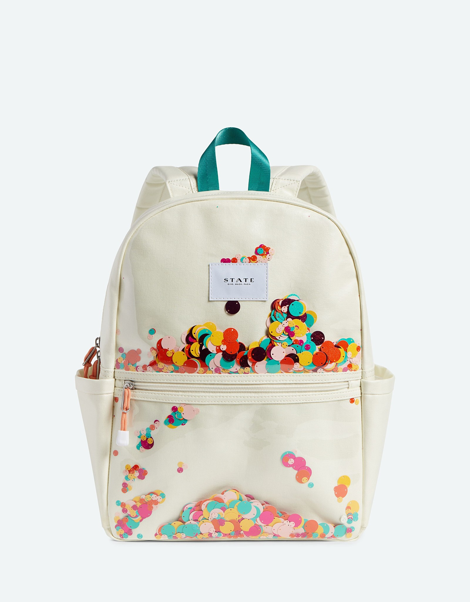 State Bags kane rainbow sequins (pre-order)
