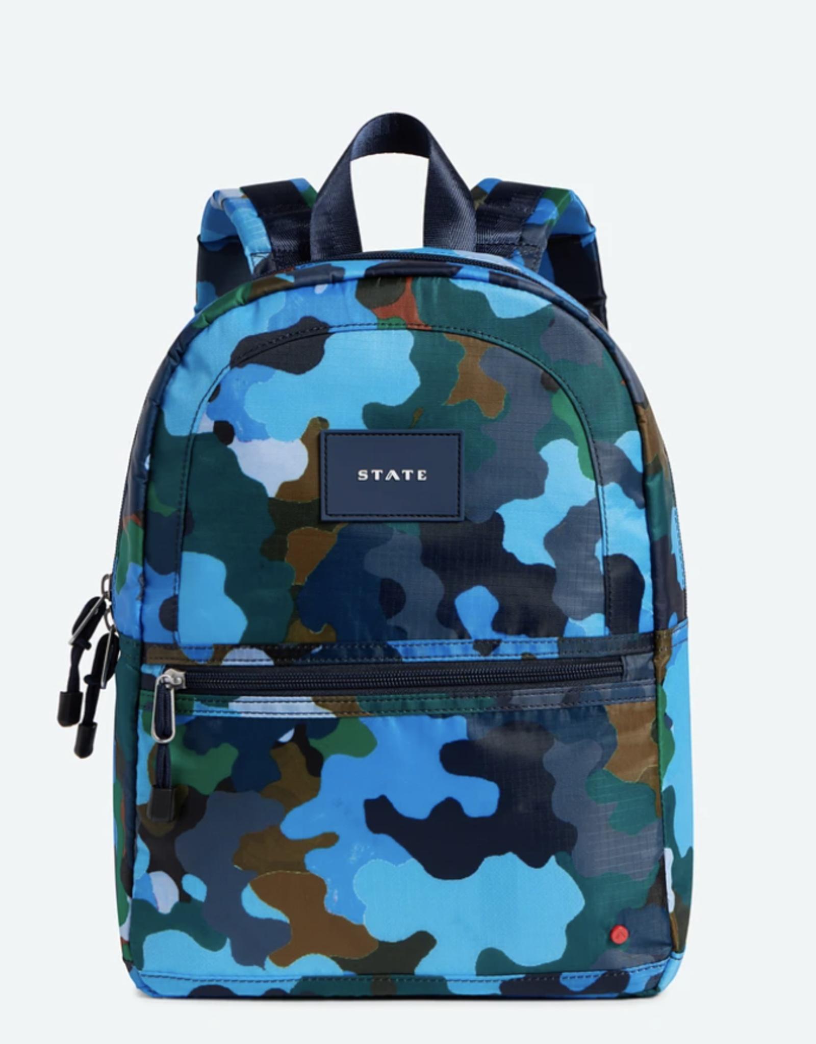 State Bags mini kane blue camo (pre-order)