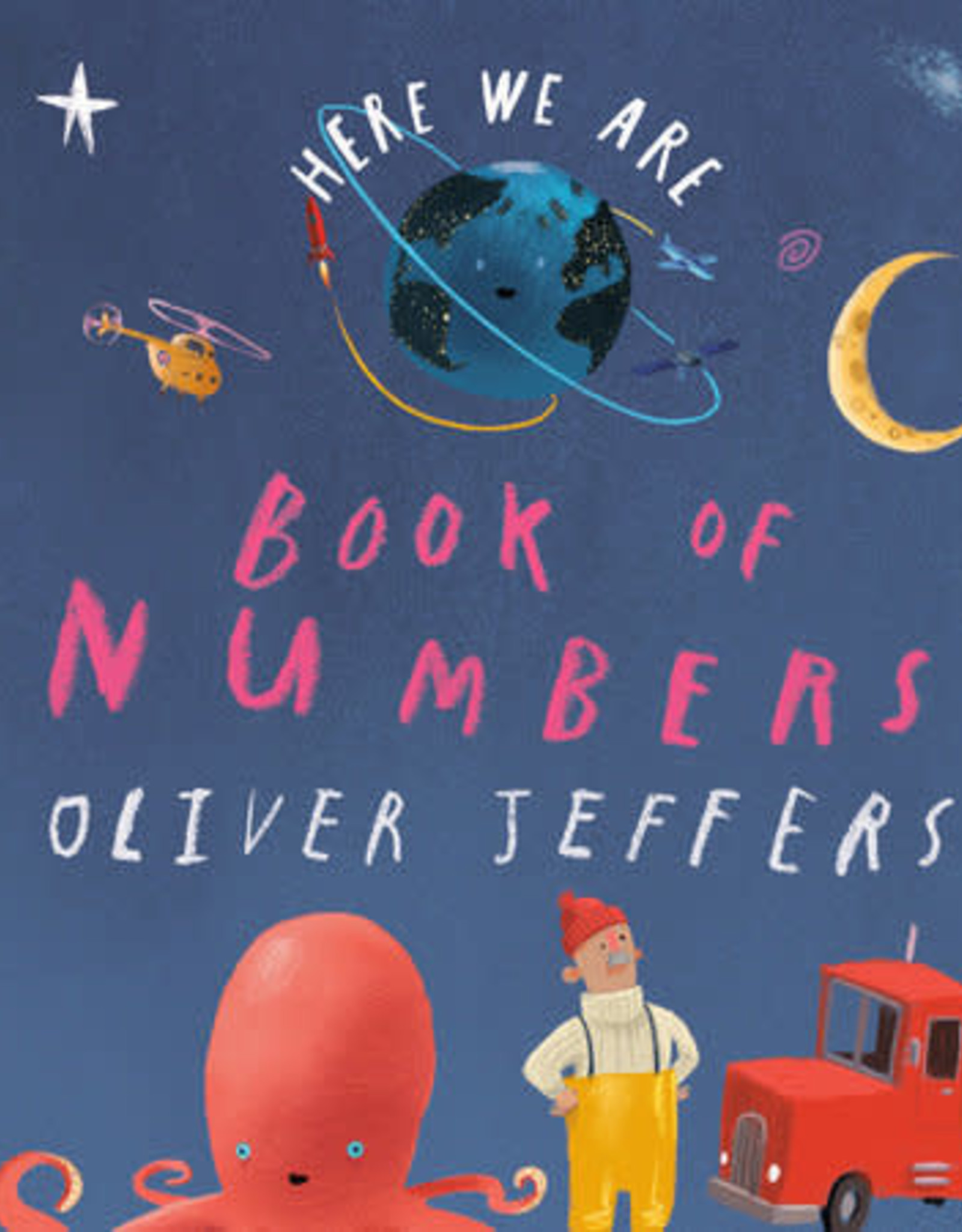 Penguin Random House Here We Are: Book of Numbers