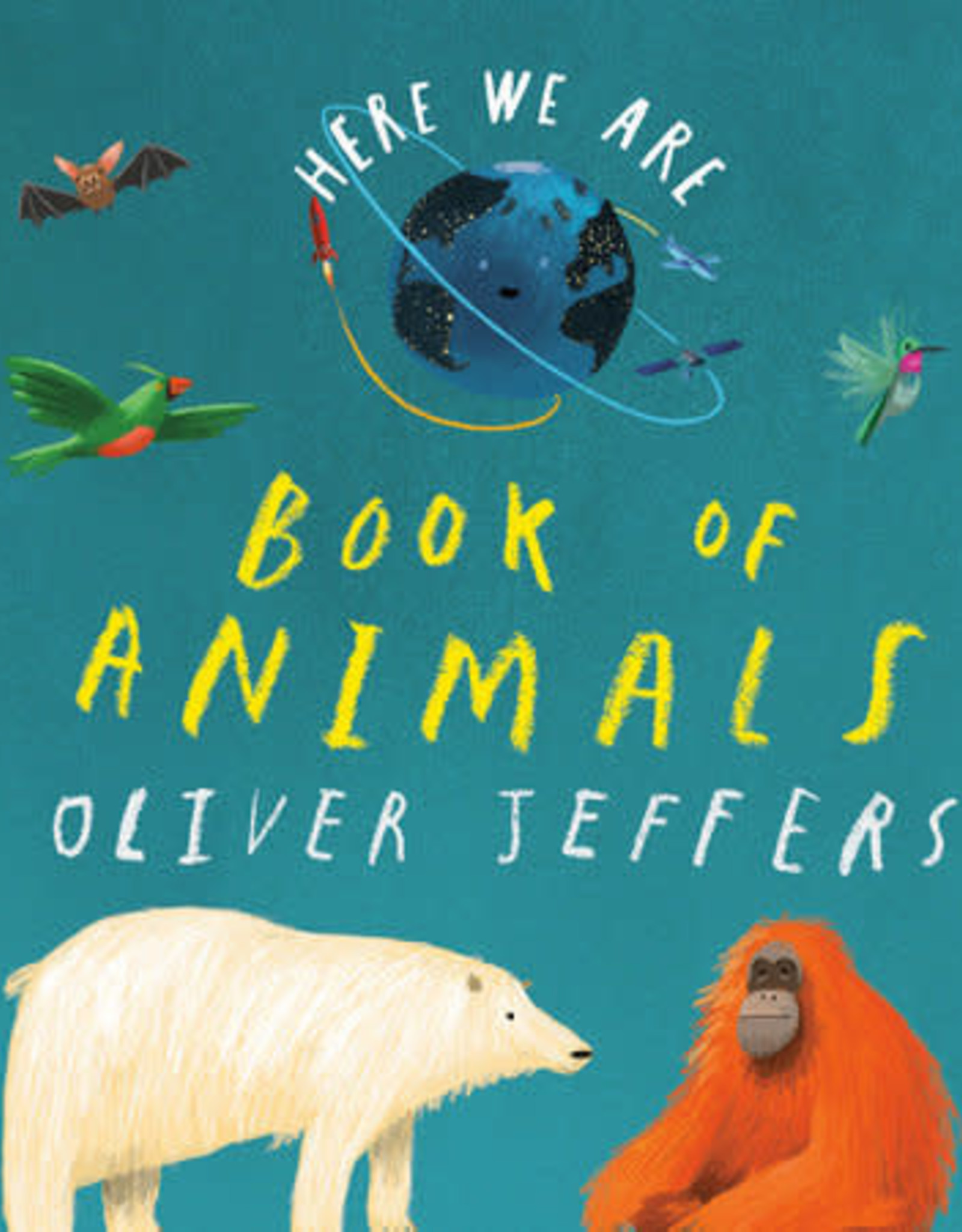 Penguin Random House Here We Are: Book of Animals