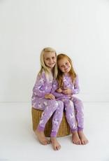 Little Sleepies sienna's unicorns pajamas