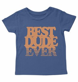 Tiny Whales best dude ever tee