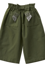 Pink Chicken theodore pants- clover