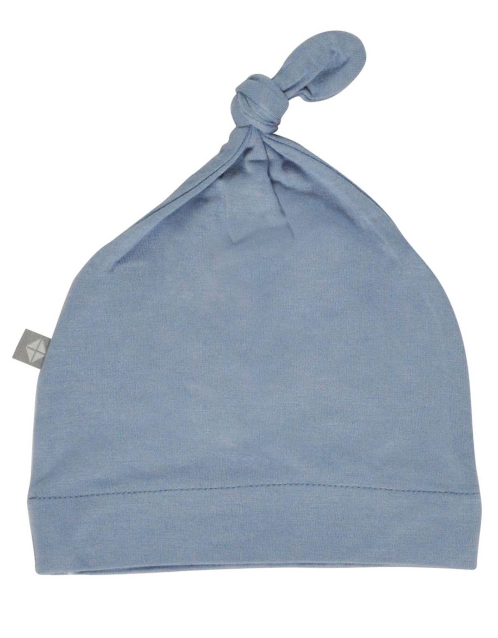 Kyte Baby knotted cap- slate