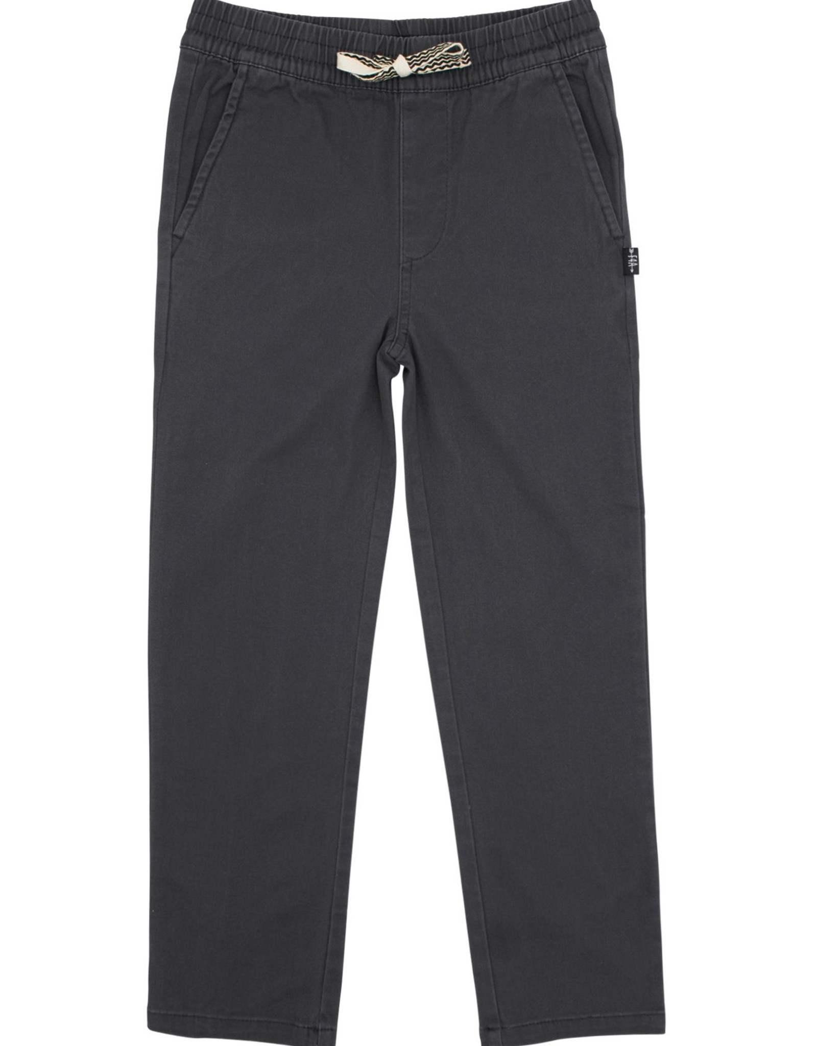 Feather 4 Arrow weekender chino- charcoal