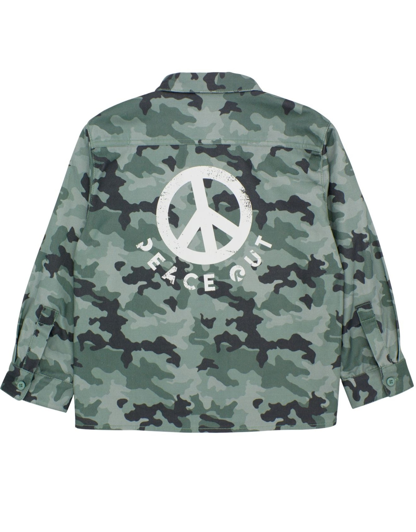 Feather 4 Arrow peace out jacket