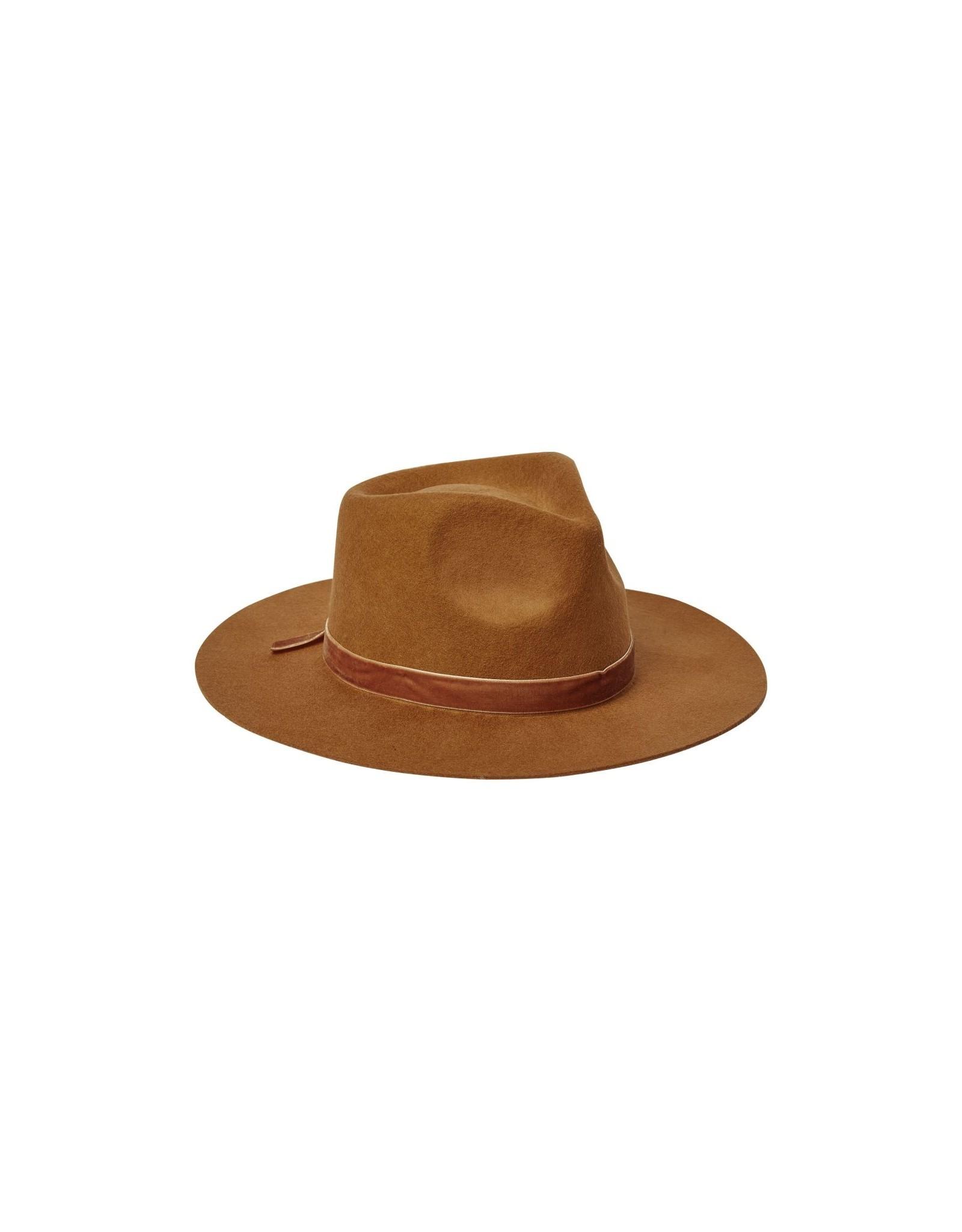 Rylee and Cru rancher hat- rust