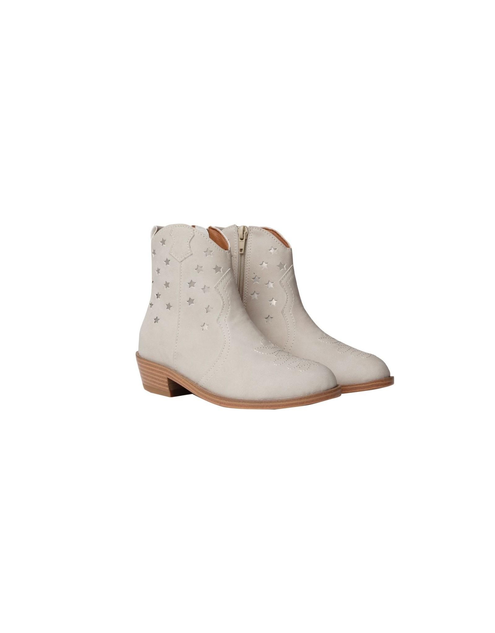 Rylee and Cru western boot- stars