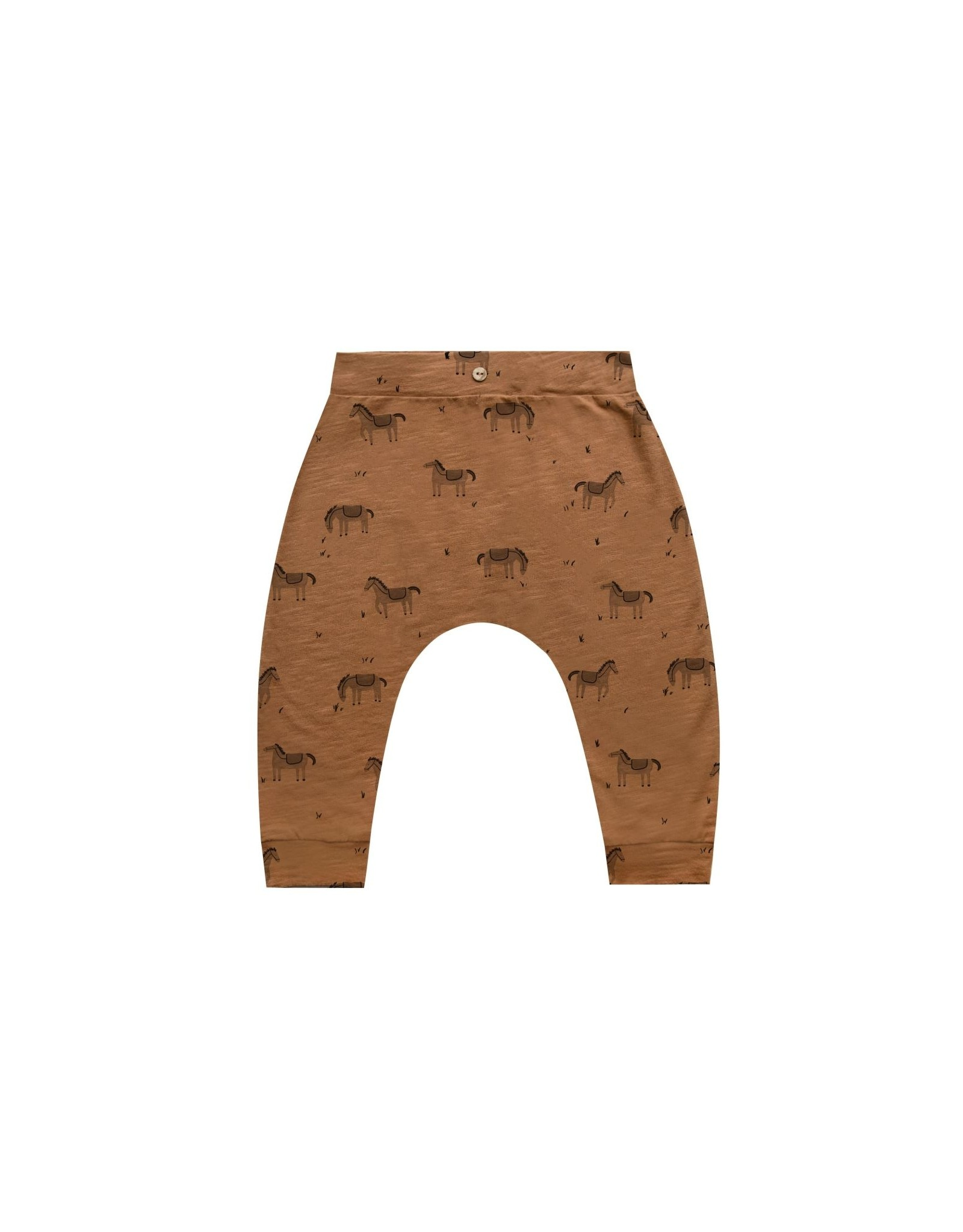 Rylee and Cru slouch pant- wild horses