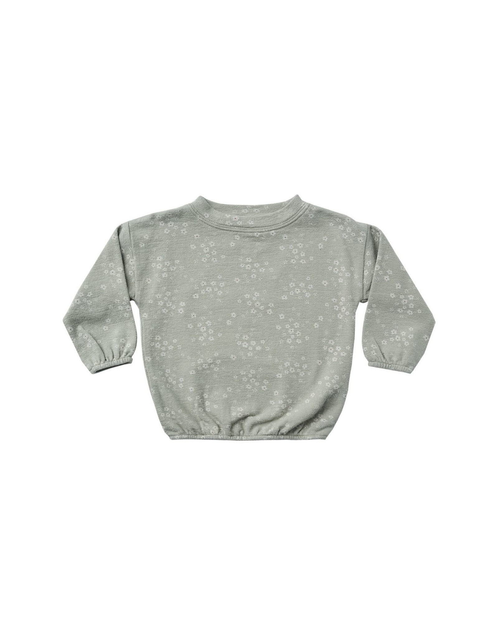 Rylee and Cru slouchy pullover- meadow