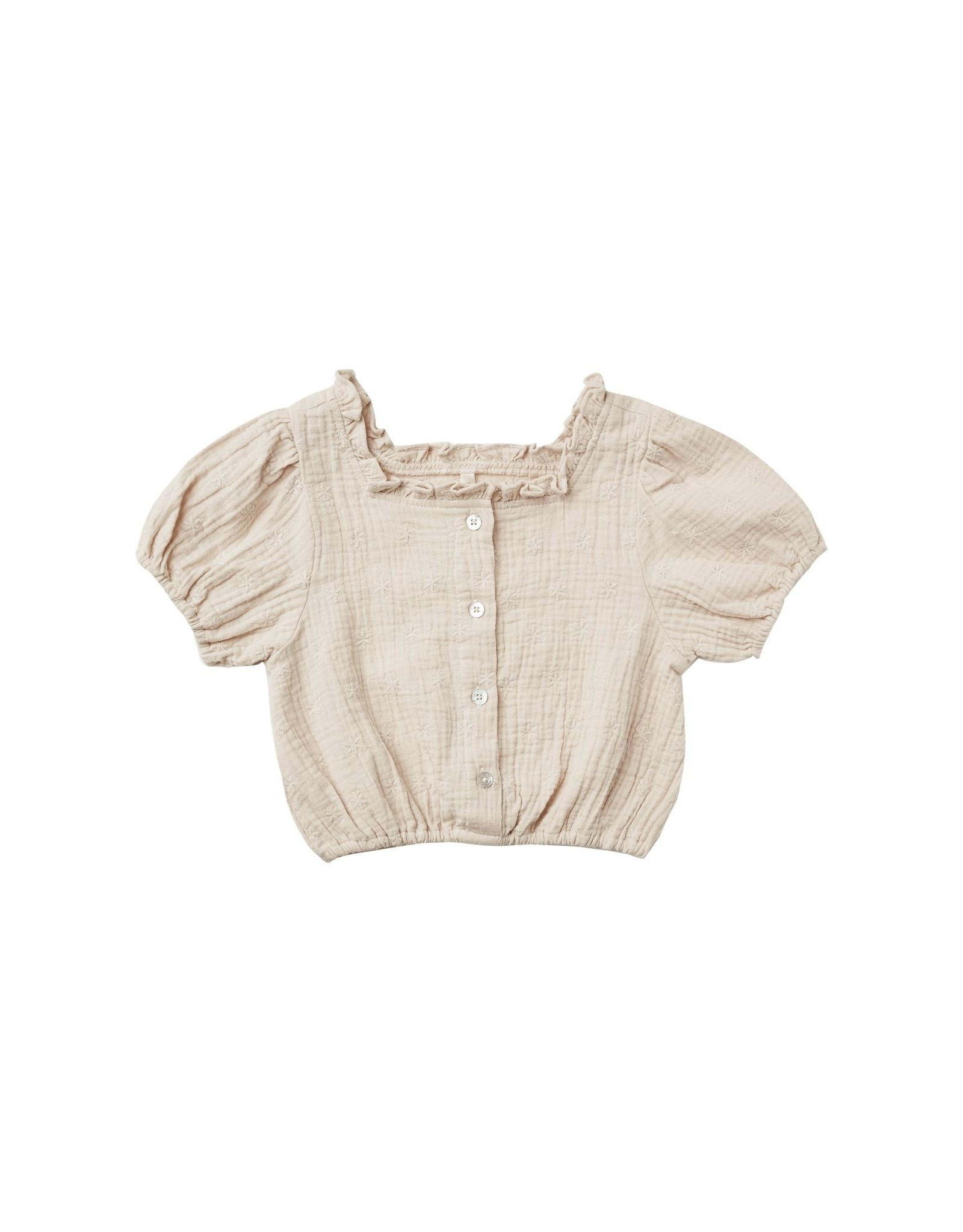 Rylee and Cru dylan blouse- daisy