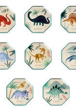 Meri Meri dinosaur kingdom side plates