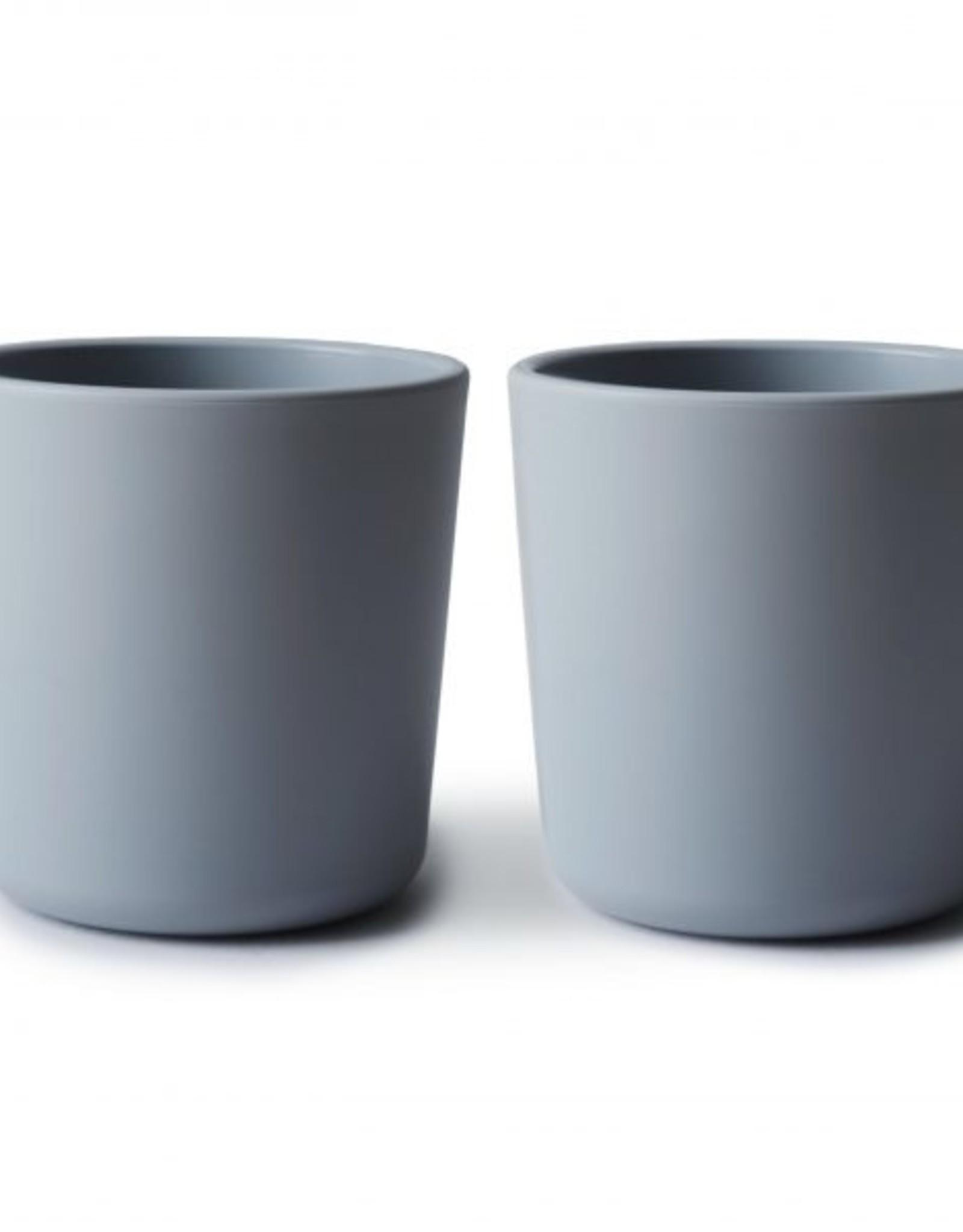 Mushie dinner cups- cloud